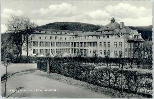 Bigge Bigge Elisabeth Klinik x / Olsberg /Hochsauerlandkreis LKR