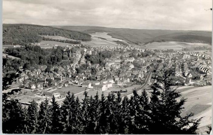 Bad Berleburg Bad Berleburg  x / Bad Berleburg /Siegen-Wittgenstein LKR