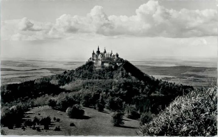 Hechingen Hechingen Burg Hohenzollern * / Hechingen /Zollernalbkreis LKR
