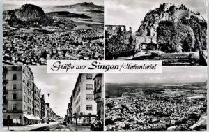 Singen Hohentwiel Singen Hohentwiel  x / Singen (Hohentwiel) /Konstanz LKR