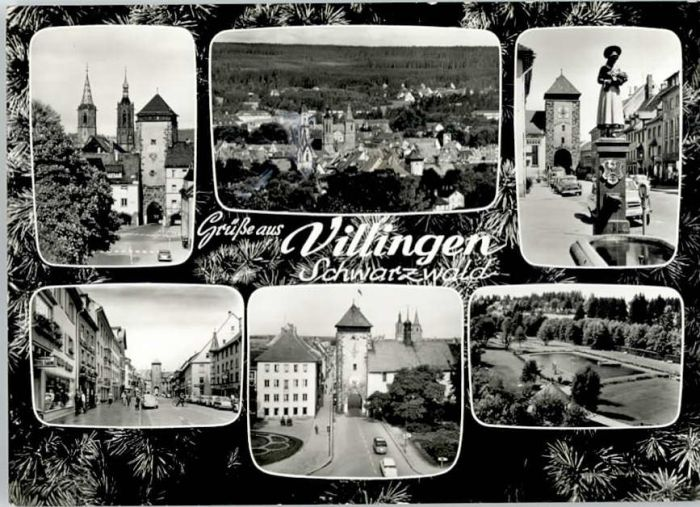 Villingen-Schwenningen Villingen-Schwenningen  * / Villingen-Schwenningen /Schwarzwald-Baar-Kreis LKR