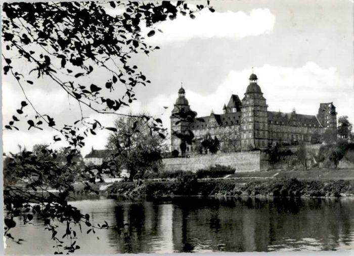Aschaffenburg Main Aschaffenburg Schloss Johannisburg x / Aschaffenburg /Aschaffenburg LKR
