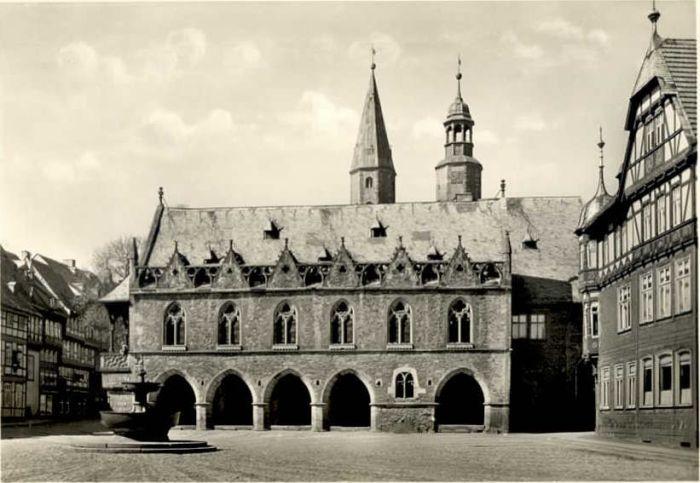 Goslar Goslar  * / Goslar /Goslar LKR