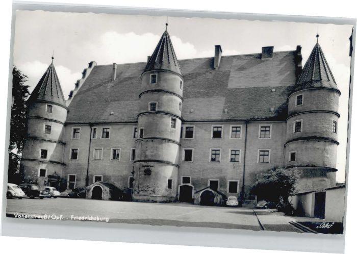 Vohenstrauss Vohenstrauss Friedrichsburg * / Vohenstrauss /Neustadt Waldnaab LKR