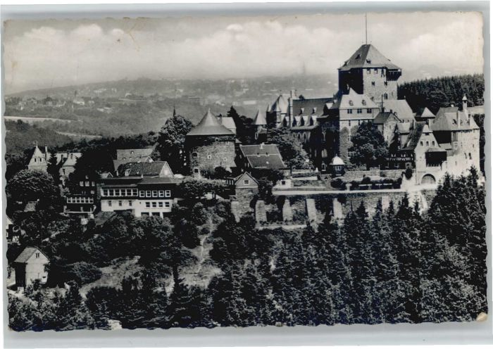 Burg Wupper Burg Wupper Schloss Burg x / Solingen /Solingen Stadtkreis