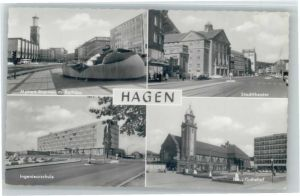 Hagen Westfalen Hagen Westfalen  * / Hagen /Hagen Stadtkreis