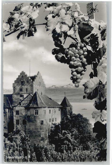 Meersburg Bodensee Meersburg  * / Meersburg /Bodenseekreis LKR