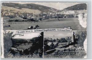 Wiemeringhausen Wiemeringhausen  x / Olsberg /Hochsauerlandkreis LKR