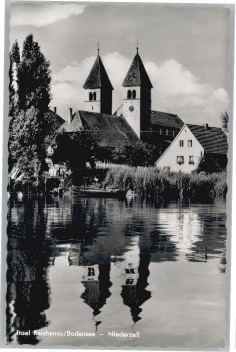 Insel Reichenau Insel Reichenau Niederzell * / Reichenau Bodensee /Konstanz LKR