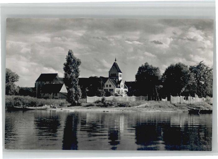 Insel Reichenau Insel Reichenau Muenster * / Reichenau Bodensee /Konstanz LKR