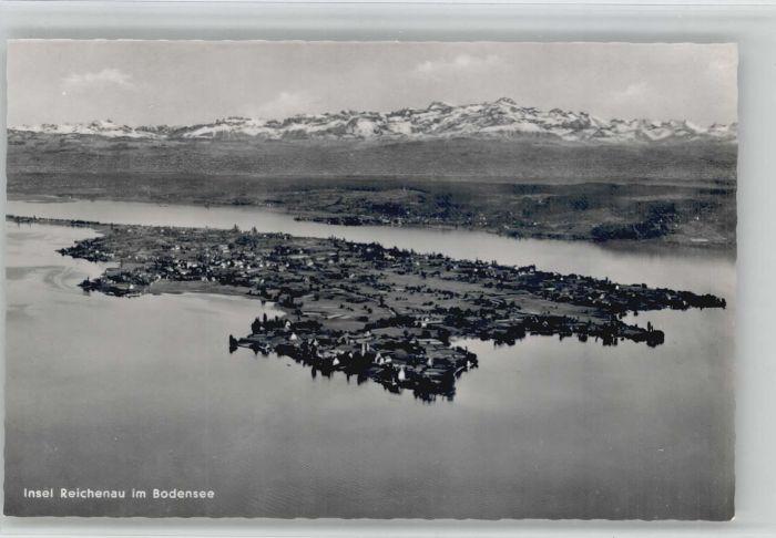 Insel Reichenau Insel Reichenau Fliegeraufnahme * / Reichenau Bodensee /Konstanz LKR