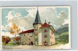 Vevey VD Vevey Chateau de Rougemont * / Vevey /Bz. Vevey