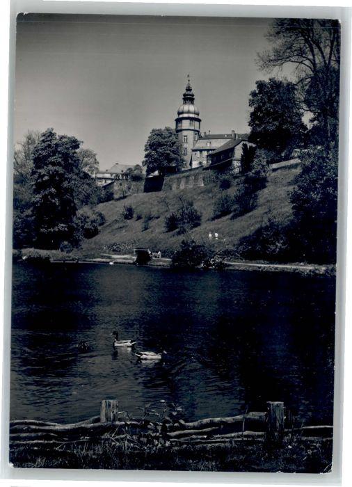 Bad Berleburg Bad Berleburg Schloss Wittgenstein  x / Bad Berleburg /Siegen-Wittgenstein LKR