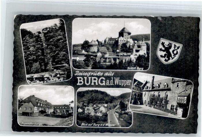 Burg Wupper Burg Wupper  x / Solingen /Solingen Stadtkreis