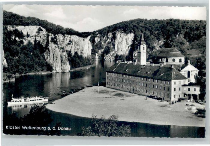 Kloster Weltenburg Kloster Weltenburg  * / Kelheim /Kelheim LKR