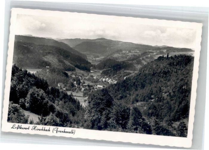 Hirschbach Oberpfalz Hirschbach Oberpfalz  * / Hirschbach /Amberg-Sulzbach LKR