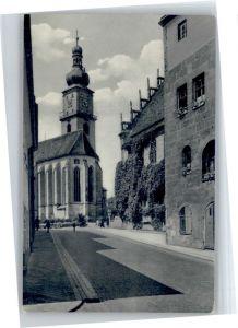 Sulzbach-Rosenberg Sulzbach-Rosenberg Rathaus * / Sulzbach-Rosenberg /Amberg-Sulzbach LKR