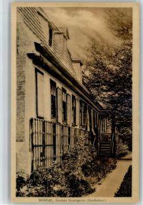Weimar Thueringen Weimar Goethe Rosengarten Haus * / Weimar /Weimar Stadtkreis