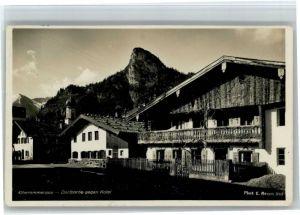 Oberammergau Oberammergau  x / Oberammergau /Garmisch-Partenkirchen LKR