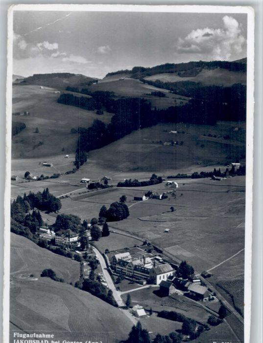 Gonten Gonten Fliegeraufnahme Jakobsbad * / Gonten /Bz. Appenzell IR