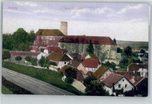 Belzig Belzig Burg Eisenhardt * / Belzig /Potsdam-Mittelmark LKR