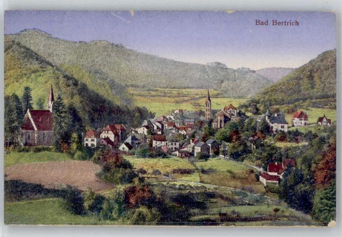Bad Bertrich Bad Bertrich  * / Bad Bertrich /Cochem-Zell LKR