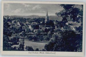 Buckow Maerkische Schweiz Buckow Maerkische Schweiz  * / Buckow Maerkische Schweiz /Maerkisch-Oderland LKR