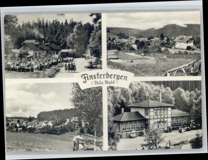 Finsterbergen Finsterbergen  x / Finsterbergen Thueringer Wald /Gotha LKR