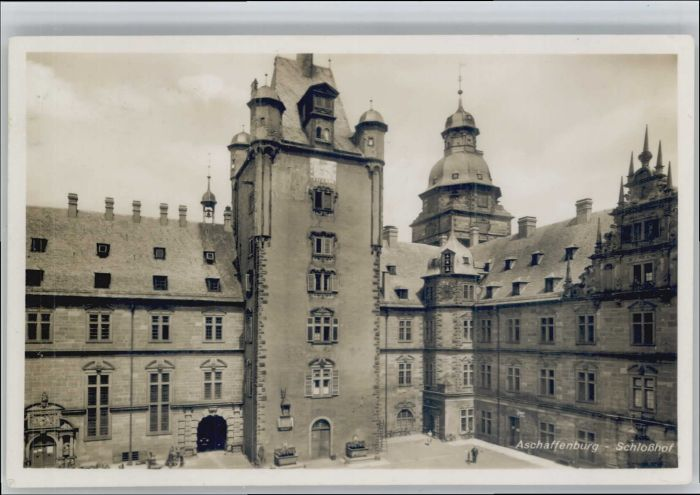 Aschaffenburg Main Aschaffenburg  x / Aschaffenburg /Aschaffenburg LKR