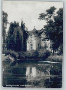 Bad Oeynhausen Bad Oeynhausen Goldfischteich x / Bad Oeynhausen /Minden-Luebbecke LKR