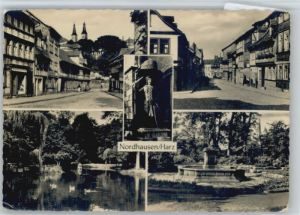 Nordhausen Thueringen Nordhausen  x / Nordhausen /Nordhausen LKR