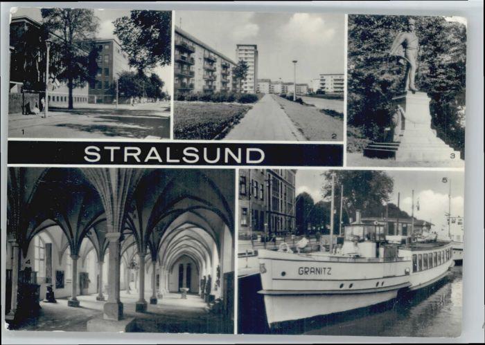 Stralsund Mecklenburg Vorpommern Stralsund  x / Stralsund /Stralsund Stadtkreis