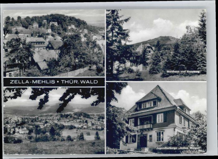 Zella-Mehlis Zella-Mehlis  x / Zella-Mehlis /Schmalkalden-Meiningen LKR