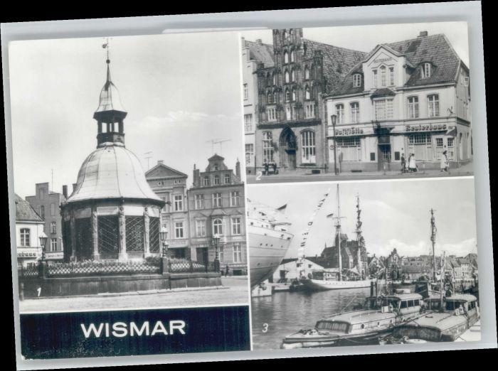 Wismar Mecklenburg Vorpommern Wismar  * / Wismar /Wismar Stadtkreis