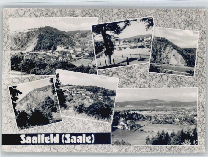 Saalfeld Saale Saalfeld  x / Saalfeld /Saalfeld-Rudolstadt LKR