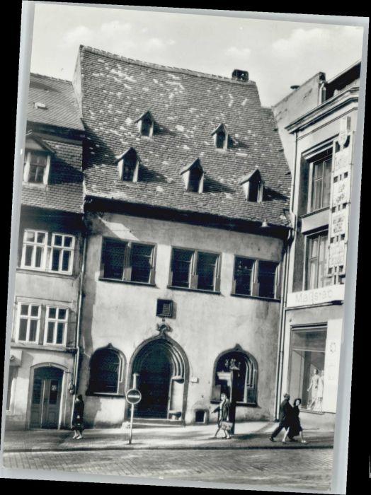 Eisleben Eisleben Luthers Sterbehaus * / Eisleben /Mansfeld-Suedharz LKR