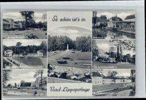 Bad Lippspringe Bad Lippspringe  x / Bad Lippspringe /Paderborn LKR