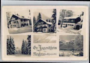Neuhaus Schliersee Neuhaus Schliersee Jugendheim x / Schliersee /Miesbach LKR