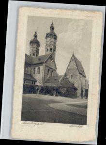Naumburg Saale Naumburg Saale Dom * / Naumburg /Burgenlandkreis LKR