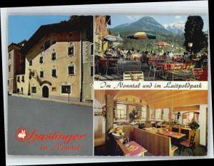 Berchtesgaden Berchtesgaden Luitpoldpark * / Berchtesgaden /Berchtesgadener Land LKR