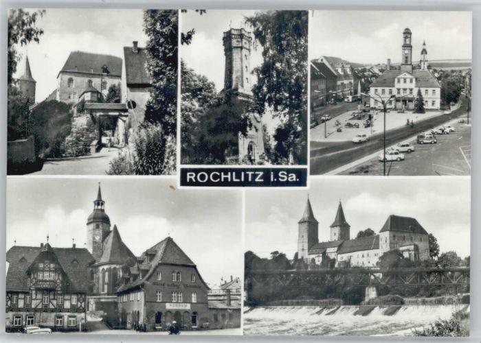 Rochlitz Sachsen Rochlitz  * / Rochlitz /Mittelsachsen LKR