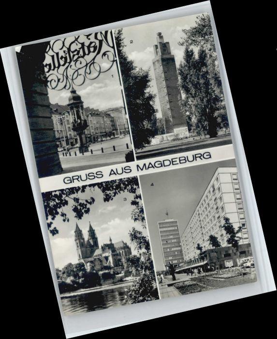 Magdeburg Magdeburg  x / Magdeburg /Magdeburg Stadtkreis