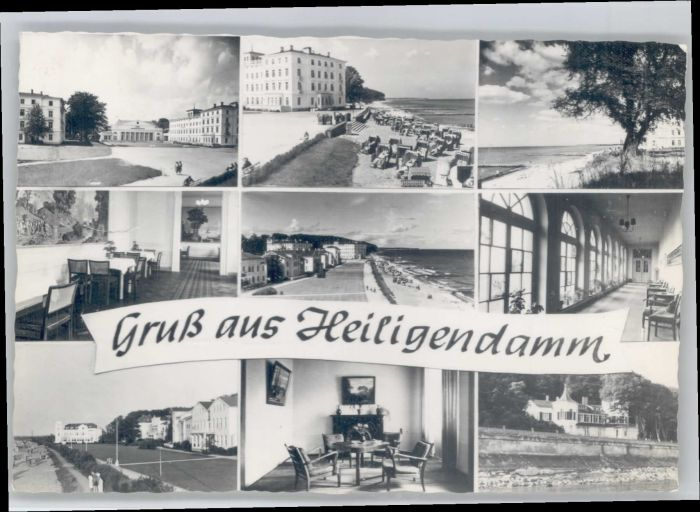 Heiligendamm Ostseebad Heiligendamm  x / Bad Doberan /Bad Doberan LKR