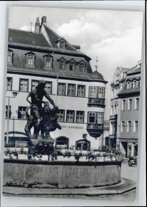 Gera Gera Simonsbrunnen * / Gera /Gera Stadtkreis