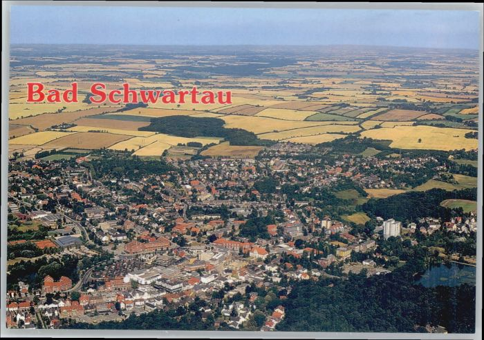 Bad Schwartau Bad Schwartau Fliegeraufnahme * / Bad Schwartau /Ostholstein LKR
