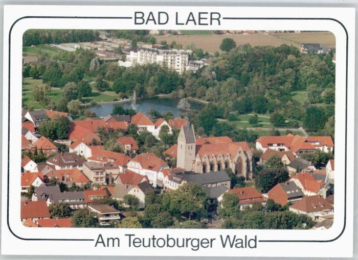 Bad Laer Bad Laer Fliegeraufnahme * / Bad Laer /Osnabrueck LKR