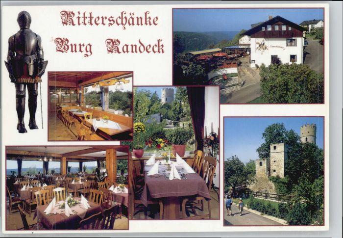 Randeck Kelheim Randeck Kelheim Ritterschaenke Burg Randeck ...