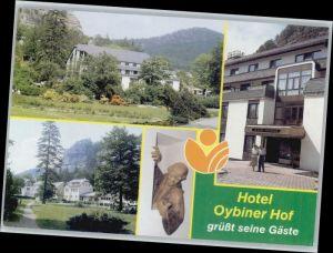 Oybin Oybin Hotel Oybiner Hof * / Kurort Oybin /Goerlitz LKR
