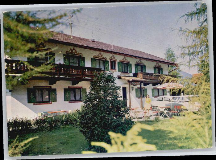 bayrischzell cafe pension bergfried kat bayrischzell nr wz97267 oldthing ansichtskarten. Black Bedroom Furniture Sets. Home Design Ideas
