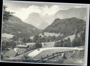 Berchtesgaden Berchtesgaden Queralpenstrasse * / Berchtesgaden /Berchtesgadener Land LKR